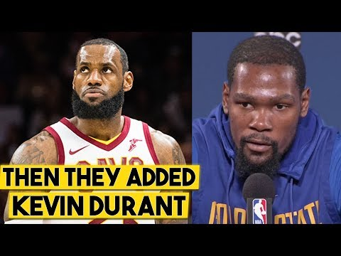 Durant Has A Message For People Sick Of Warriors - Cavs Finals, LeBron On Warriors Rivalry
