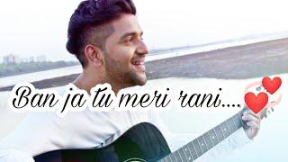 Ban Ja Tu Meri Rani Guru randhawa - Heartbeat style guitar cover - Sandesh srivastava.mp3