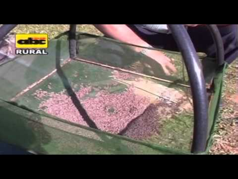 Estanque de tilapia alimentado con bomba de 1 2 hp for Como hacer un estanque para mojarras