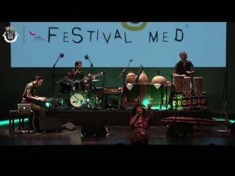 Apresentação Festival MED em Loulé