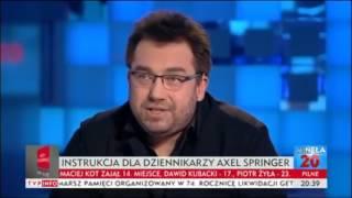 bartosz węglarczyk w tvp info o dziennikarzach telewizji polskiej
