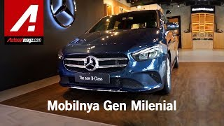 Mercedes-Benz B-Class 2019 Indonesia First Impression Review by AutonetMagz