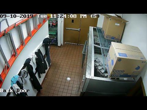 Pizza Ranch surveillance