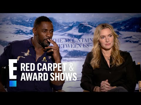 Kate Winslet Sets Record Straight About Vacationing With Leo | E! Live from the Red Carpet