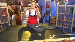 Как вставить шнурок в капюшон толстовки: лайфхак от