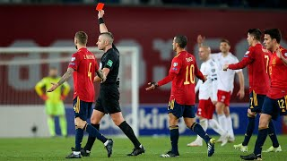 ЧМ 2022 В Тбилиси прошел матч Грузия Испания