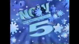 "2000 ""Now That's What I Call Music Vol. 5"" (US) commercial"