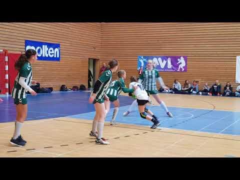 Prague Handball Cup: U14 Piger: AB 1 - HC Sachsen Neustadt-Sebnitz