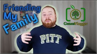 Friending My Family - Finding Living Relatives Using Google and Facebook (Quick Genealogy Tip #18)