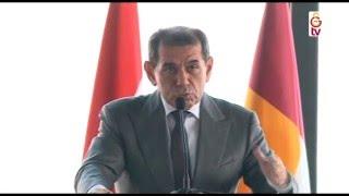Galatasaray Spor Kulübü Başkanı Dursun Özbek'in Divan Kurulu Konuşması