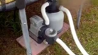 SUMMER WAVE POOL PUMP UPGRADE TO INTEX SAND FILTER PUMP ( http://amzn.to/2sp4kzF) thumbnail