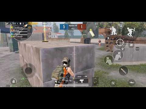 PUBG MOBILE TDM /The Power of Uzi The Uzi Gun Is Op