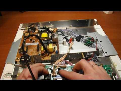 видео: Телевизор из монитора