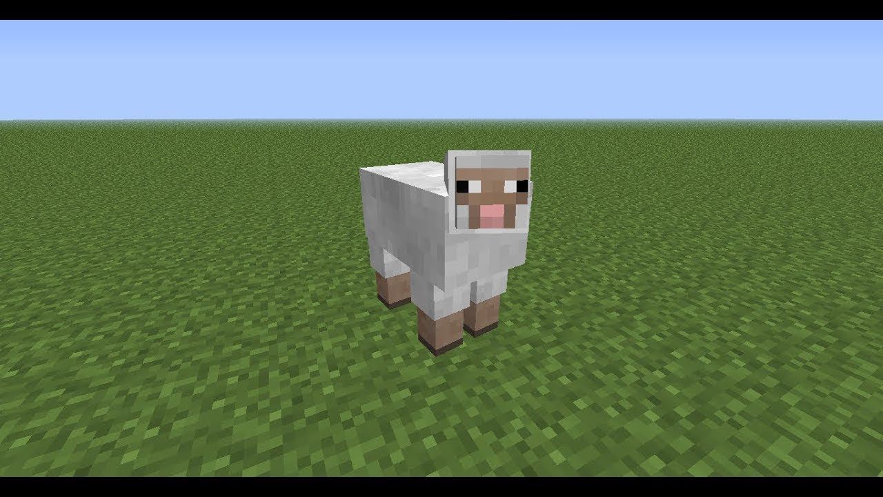 вредны рисунки овечки в майнкрафт том