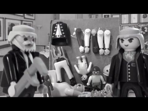 Der Sandmann YouTube Hörbuch Trailer auf Deutsch