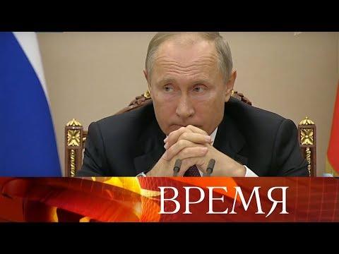 Правительство направит 14 трлн рублей на национальные проекты.