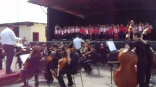 Cantata Bolívar Parte I