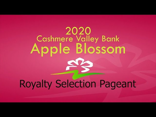 2020 Apple Blossom Pageant