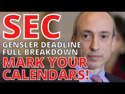 XRP Ripple BREAKING News Today: FULL REVIEW Of Warren Letter To Gensler, 7/28 Deadline!