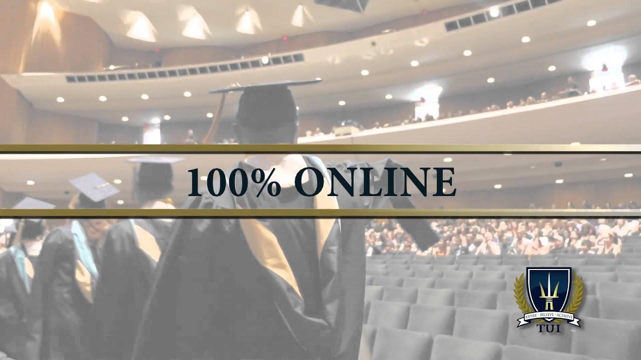 Earn phd online