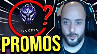 WILL I RANK UP?!? SEASON 9 TOP LANE PROMOS!!! - Road To Challenger | League of Legends