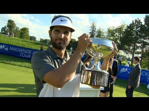 Highlights | Paul Barjon captures victory at Freedom 55 Financial Championship