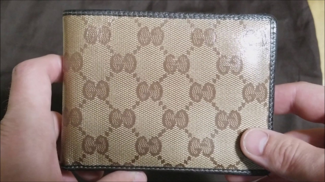 5a9481feb763c5 Is Gucci worth the money- 6 years later - Men's Gucci Wallet - YouTube