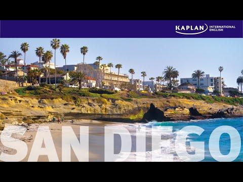 Study English In San Diego | Kaplan International English