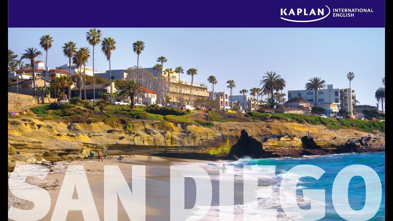 Learn English in San Diego | Kaplan International English - YouTube