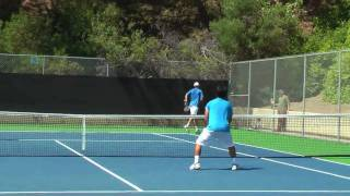 07 25 2010 Hitting with Bryan Brothers 5 of 6