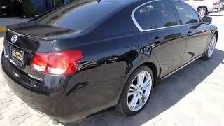 2007 Lexus Gs 450h - Northside Lexus - Houston, Tx 77090