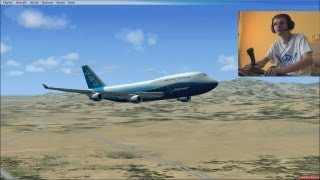 G►H - Microsoft Flight Simulator X - 3.rész