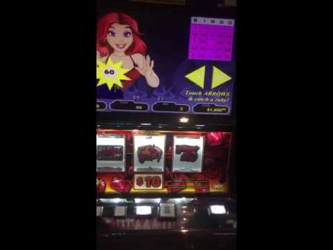 Ruby Red Slot Machine