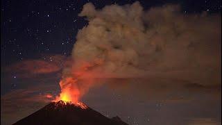 GSM Update 10/28/18 - Say It Ain't Snow - USGS Volcano Threat  - Earthquake Uptick Alaska & Romania