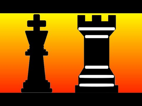 Beginner to Chess Master #7 - How to Checkmate with King and Rook
