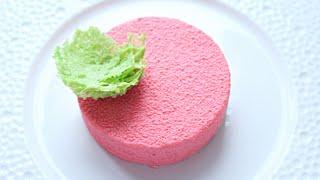 Как покрыть торт Велюром