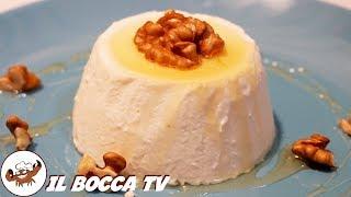 529 - Bavarese allo yogurt greco, miele e noci..sento già le voci! (dolce al cucchiaio facilissimo)