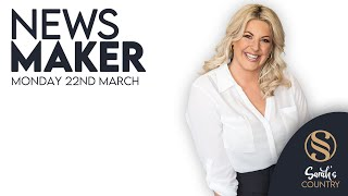 NEWS MAKER | 22 March 2021
