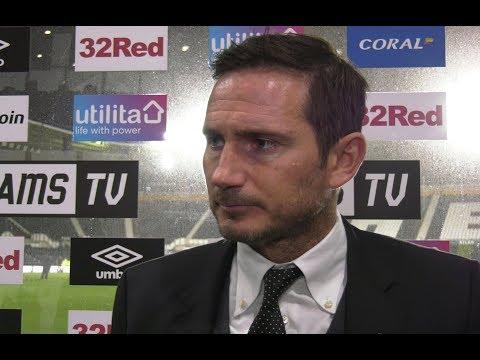 POST MATCH | Frank Lampard Post Birmingham City (H)