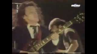 ACDC Let Me Put My Love Into You PRO SHOT LIVE FOOTAGE PROMO