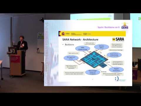 Holzmann-Kaiser Uwe, GEN6 technical coordinator