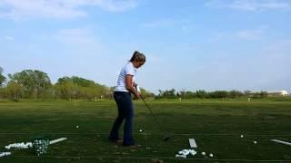 My Angry wife golf ha
