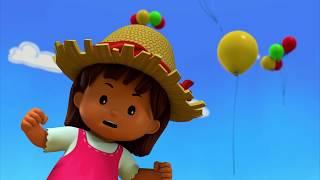 Sevimli Ufaklıklar ⭐️ Balon eğlenceli!   Tam derleme   Çizgi film