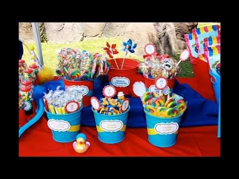 Cool Carnival birthday party games