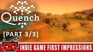 First Impressions+Review: Quench [PART 3/3]