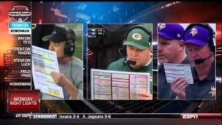 ESPN C'MON MAN!   Week 06   10 14 13