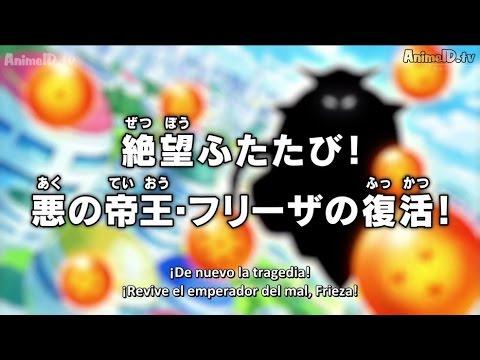 Dragon Ball Super Capitulo 19 comentado - Revive el emperador del mal, Freezer!