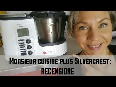 Monsieur Cuisine plus Silvercrest: recensione.