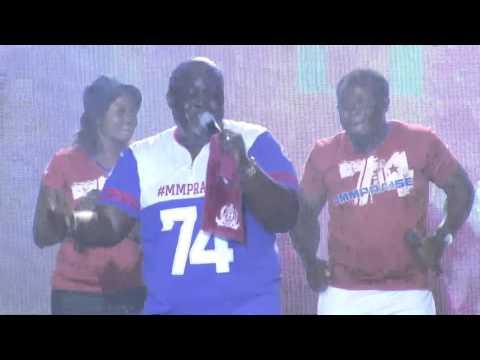 Big Bolaji Praise 2   74 Hours Marathon Messiah's Praise