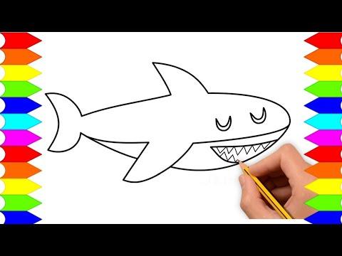 8300 Koleksi Gambar Ikan Hiu Untuk Anak Tk HD Terbaru